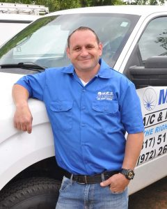 air conditioning technician