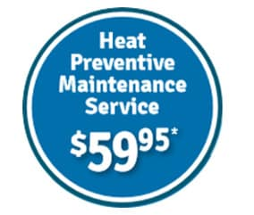 furnace maintenance coupons dfw & arlington