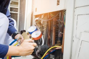 Heating and Cooling Services Justin, TX