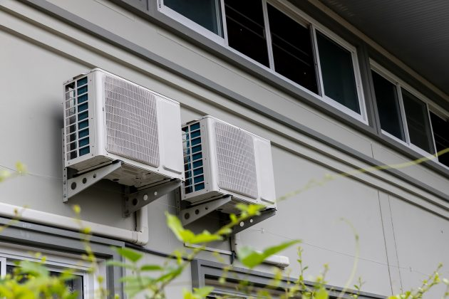 3 Creative Ways to Hide an Air Conditioner Unit Outside